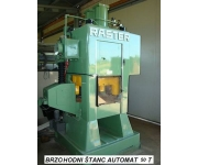 Presses - mechanical RASTER Used