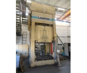 Presses - hydraulic Lauffer Used