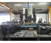 Milling and boring machines doosan Used