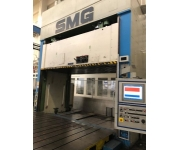 Presses - hydraulic smg Used