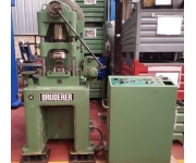 Presses - mechanical bruderer Used