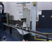 Flattening machines Muller Weingarten Used