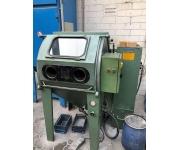 Sandblasting machines AUER Used