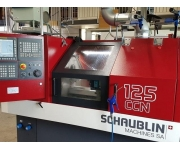 Lathes - CN/CNC schaublin Used