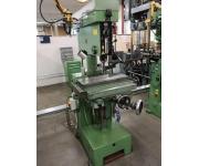 Milling machines - vertical aciera Used