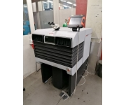 Welding machines OR Laser Used