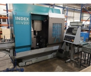 Lathes - vertical index Used
