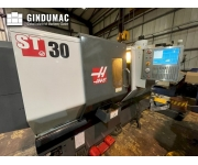 Lathes - automatic CNC HAAS Used