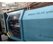 Plastic machinery demag Used