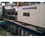 Plastic machinery BATTENFELD Used