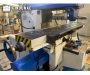 Milling machines - bed type TOS Olomouc Used