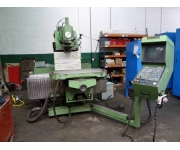 Milling machines - bed type maho Used