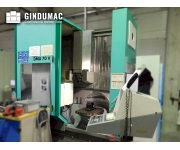 Milling machines - bed type dmg Used
