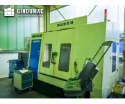 Machining centres hurco Used
