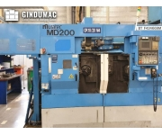Lathes - automatic CNC muratec Used