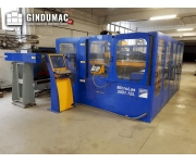 Laser cutting machines microstep Used