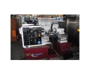 Lathes - centre colchester Used