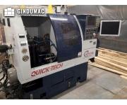 Lathes - automatic CNC Quick-Tech Used