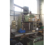 Milling machines - vertical tos Used