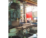 Milling machines - bed type droop & rein Used
