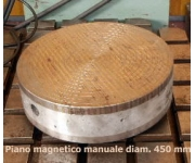 Working plates tecnomagnete Used