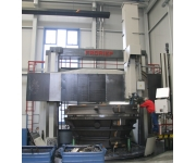 Lathes - vertical froriep Used