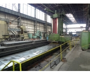 Milling and boring machines titan Used