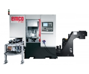Lathes - vertical emco New