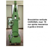 Broaching machines cardinal Used