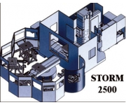 Machining centres storm New