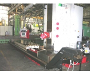 Milling machines - bed type mecof Used