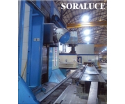 Milling machines - bed type soraluce New