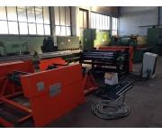Machining lines carbonini Used