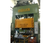 Presses - hydraulic muller Used