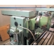 MILLING MACHINES - UNIVERSALRUSSA6T82-1USED